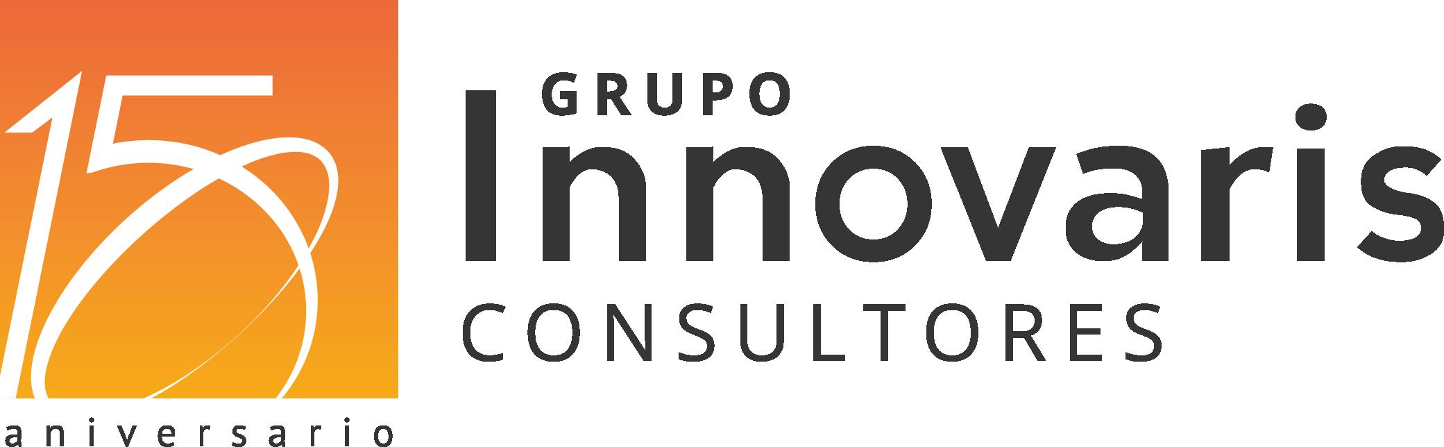 Logotipo Innovaris 15 Aniversario