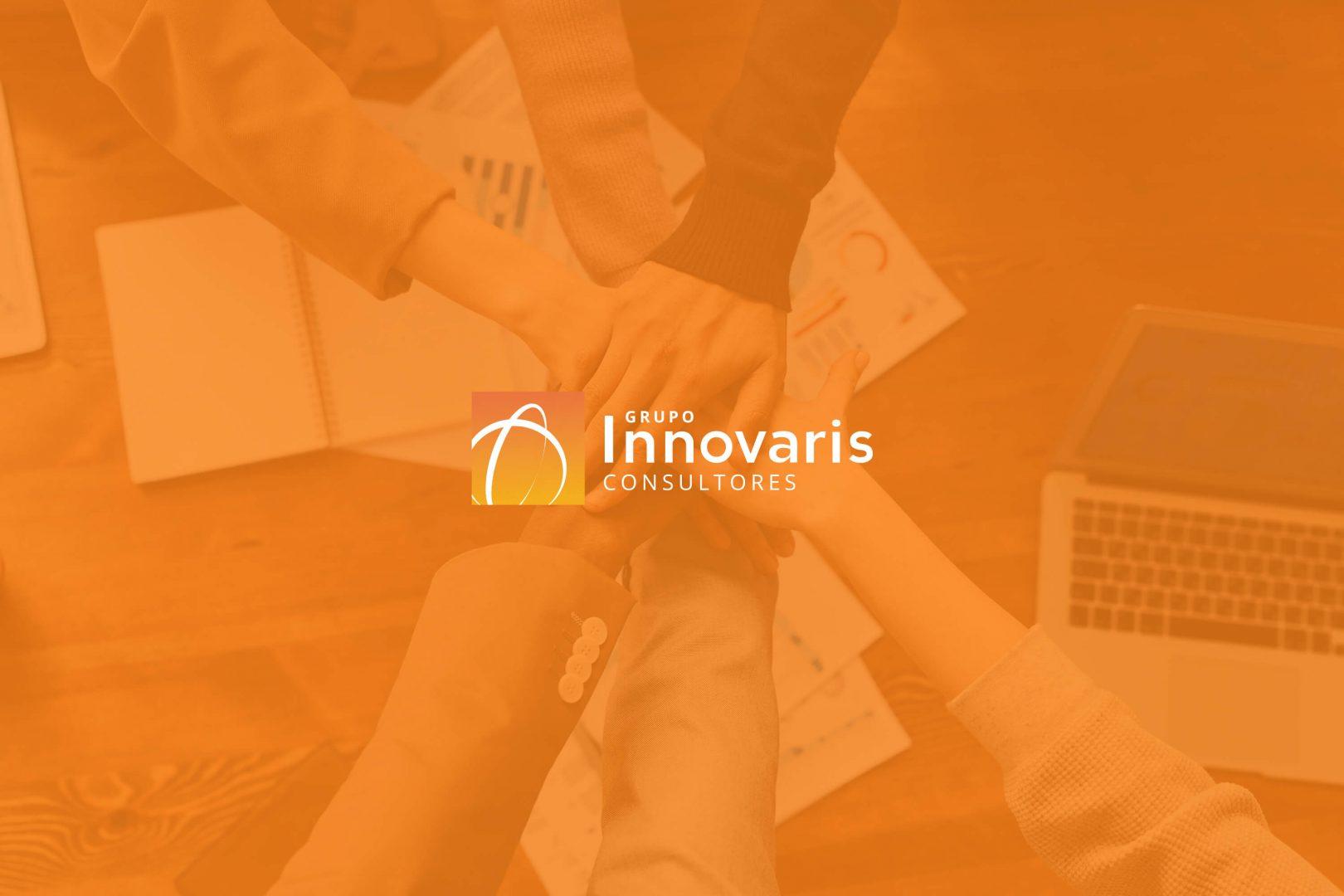 Nueva comunicación al servicio de las personas Innovaris logo