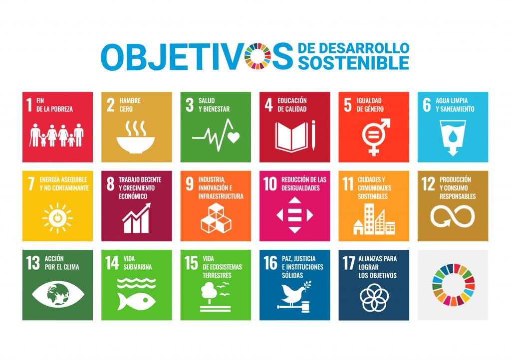 Objetivos de Desarrollo Sostenible en la Responsabilidad Social Empresarial de Grupo Innovaris