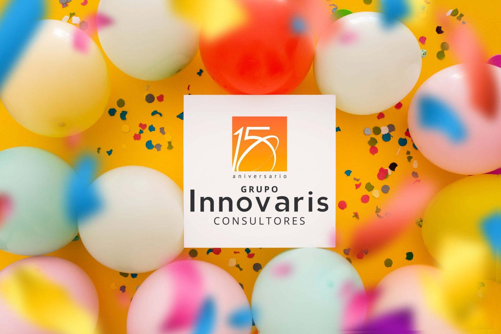 Grupo Innovaris cumplimos 15 años