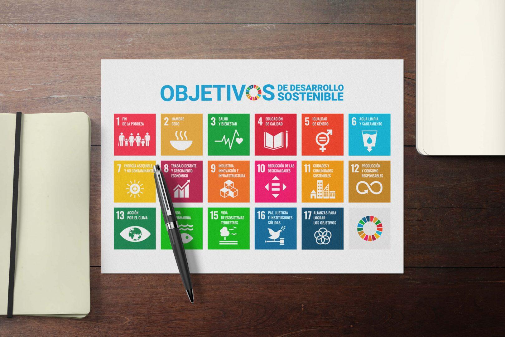 Perfil de desarrollo sostenible de Grupo Innovaris