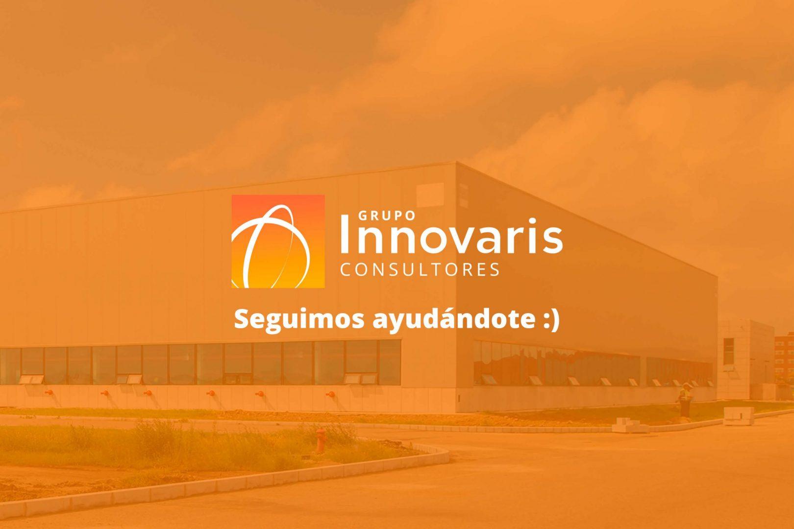 Subvención dinamización de áreas industriales Grupo Innovaris