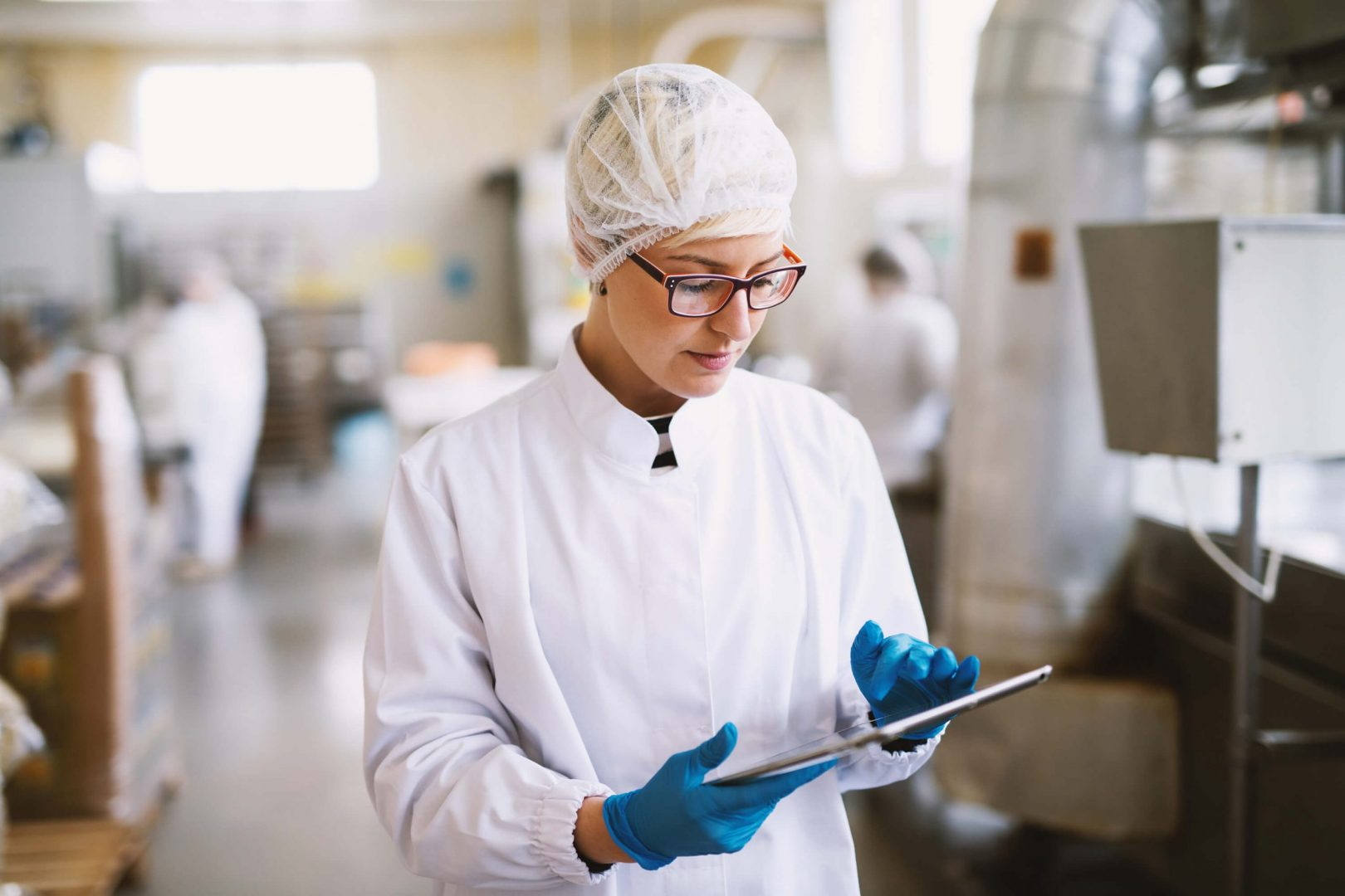Programa de puntos de inspección de alimentación Grupo Innovaris
