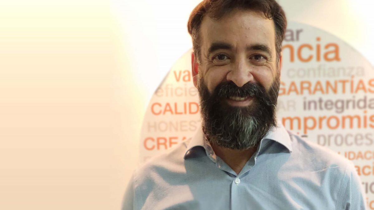 Historias del equipo innovaris Liher Alonso web