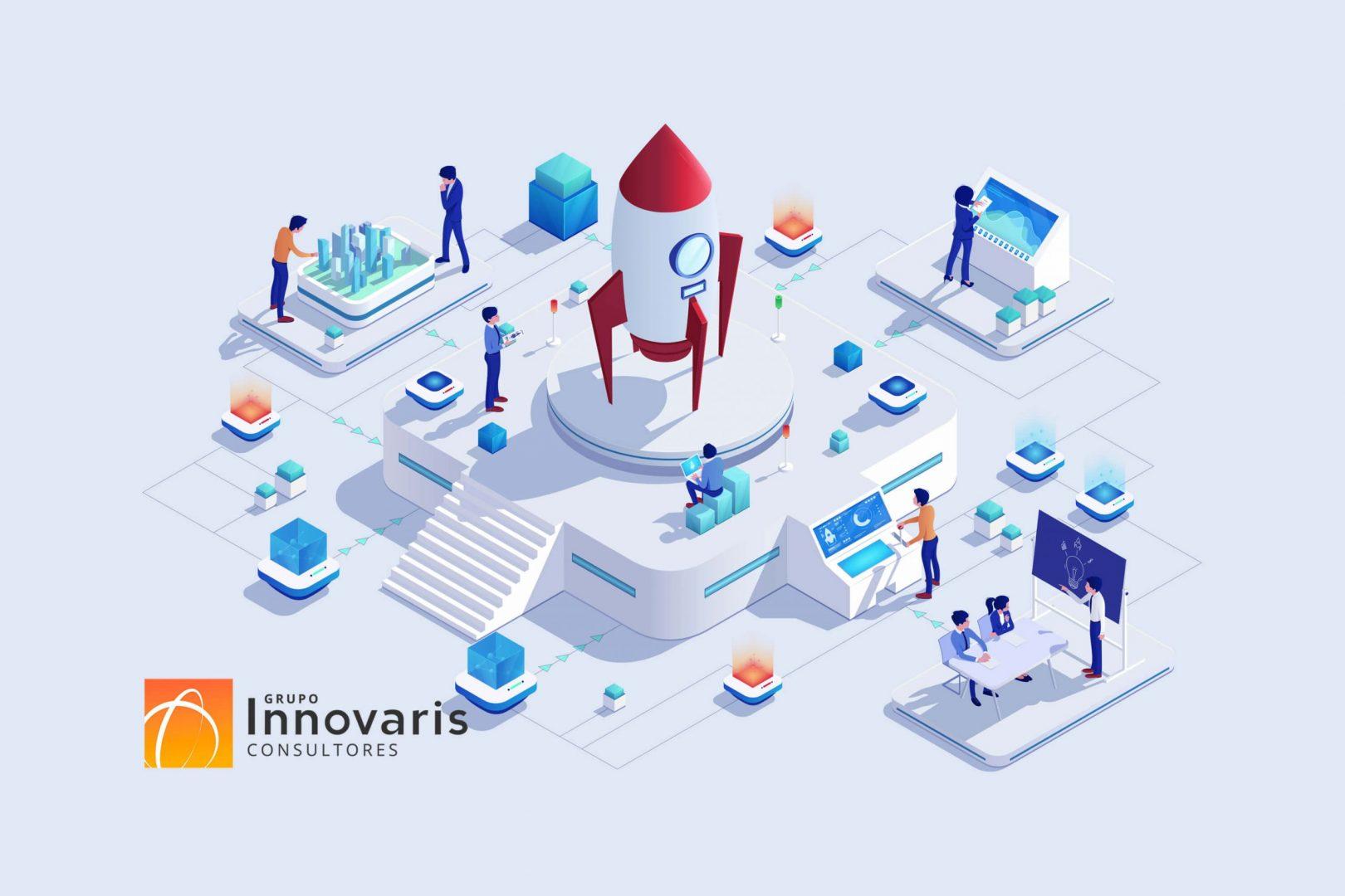 Grupo Innovaris Proyecto Vega de Transformación Digital