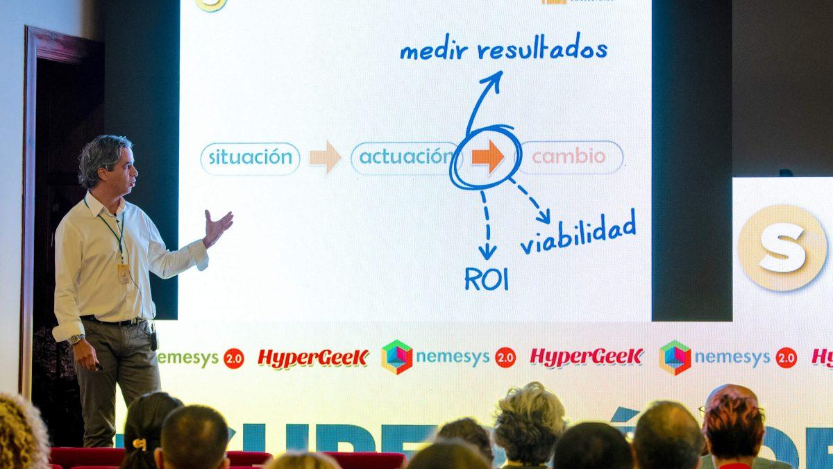 Historias del Equipo Innovaris Sergio Suárez experiencia y conocimiento compartido
