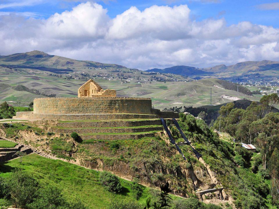 Grupo Innovaris Observatorio de Turismo de Ecuador - Ingapirca