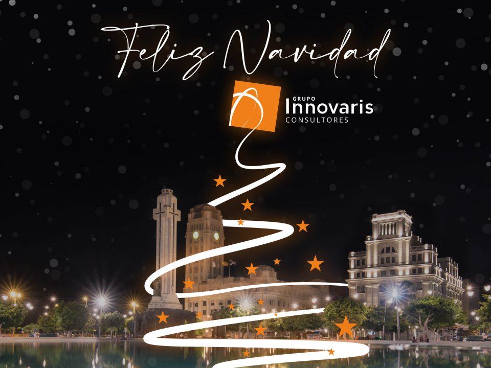 Feliz Navidad 2020 desde Grupo Innovaris