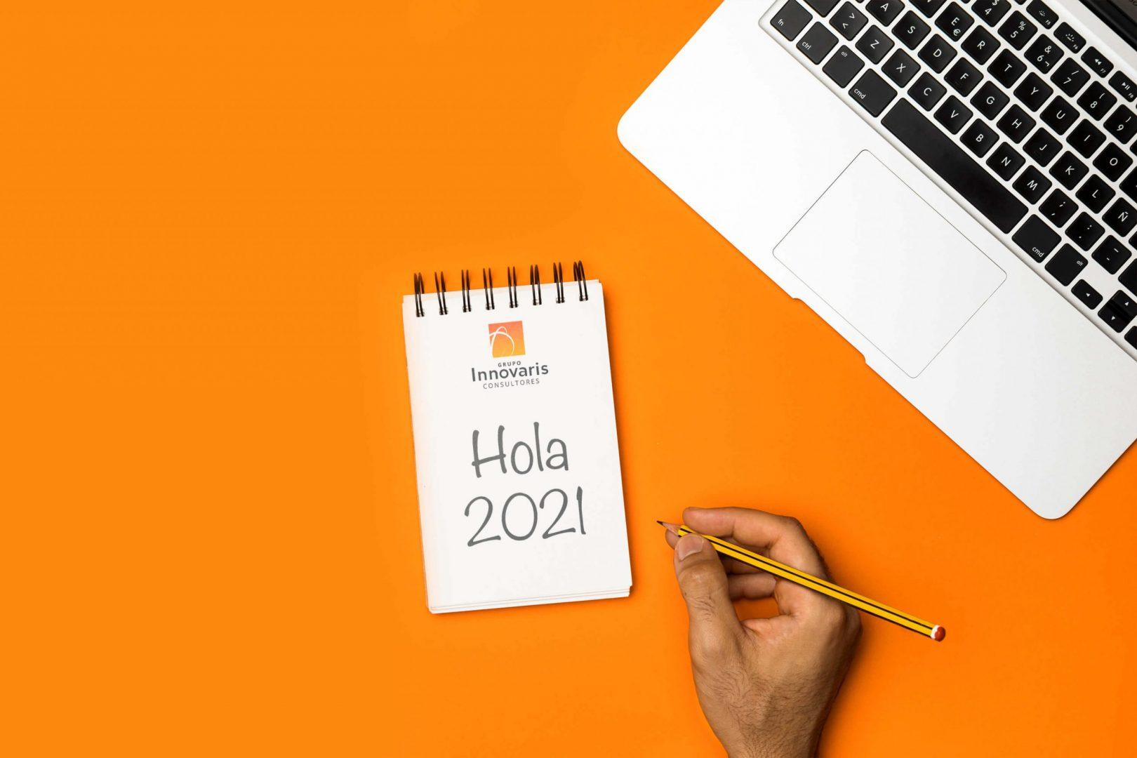 Hola 2021 con lo mejor de Grupo Innovaris