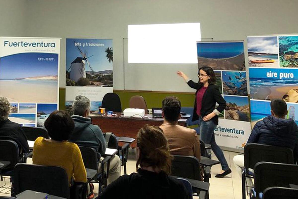 Historias del Equipo Innovaris Noemí Rodríguez turismo y desarrollo sostenible