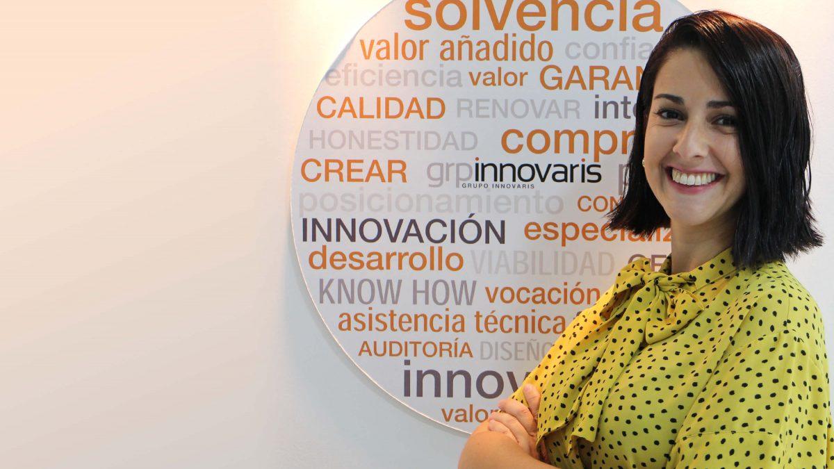 Raquel Sierra Historias del Equipo Innovaris