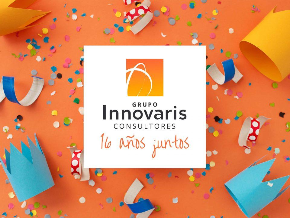 Grupo Innovaris Cumplimos 16 años