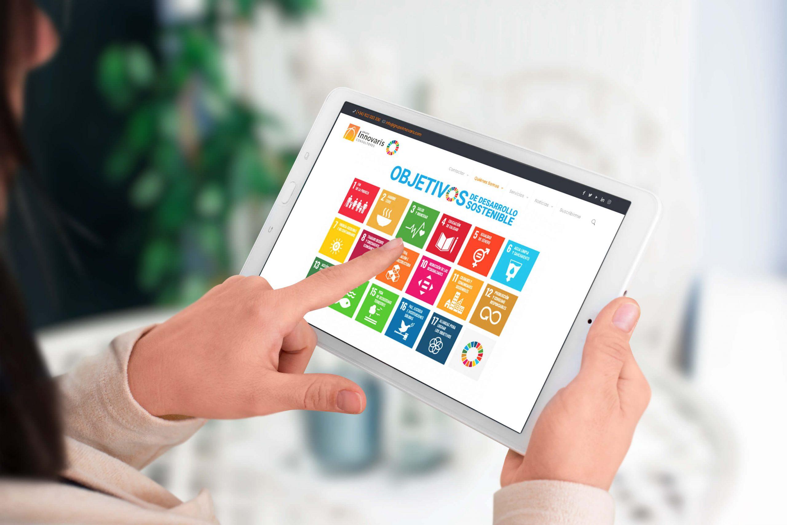 Grupo Innovaris Planes de desarrollo Agenda 2030