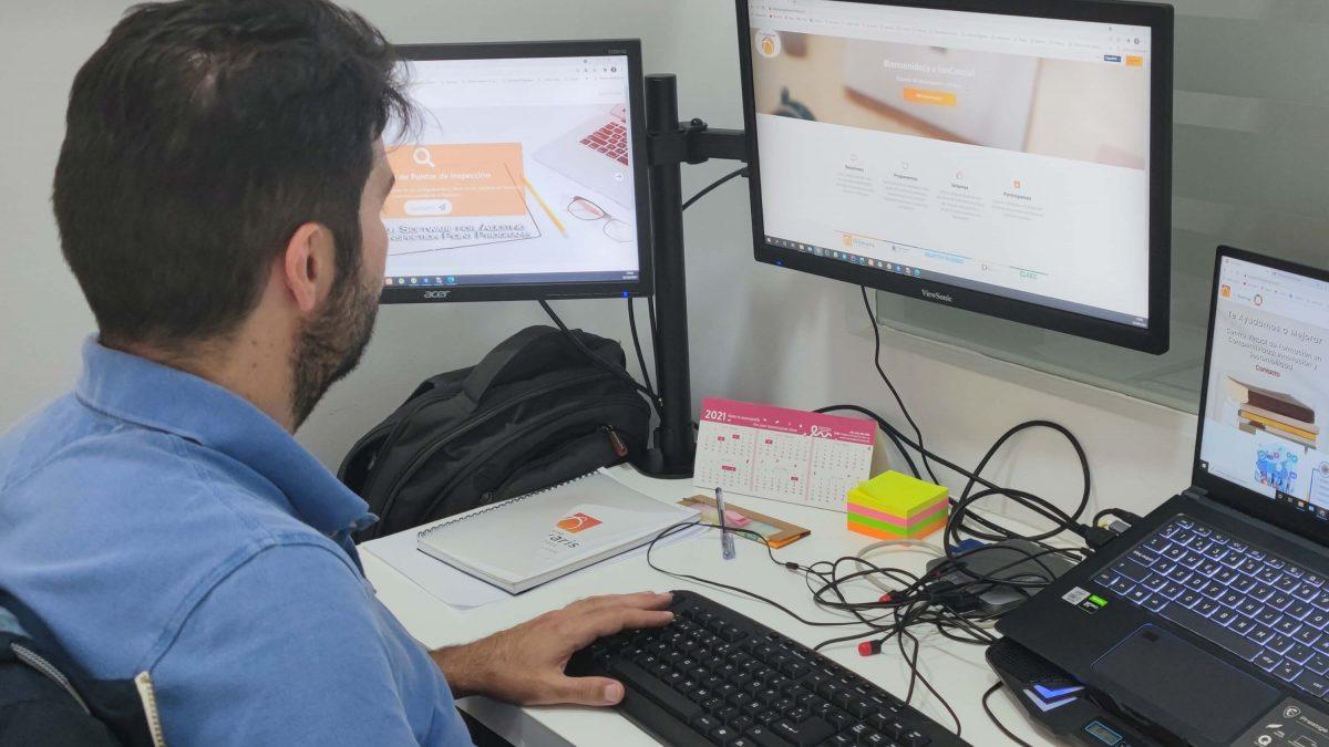 Víctor Paz en el Equipo Innovaris
