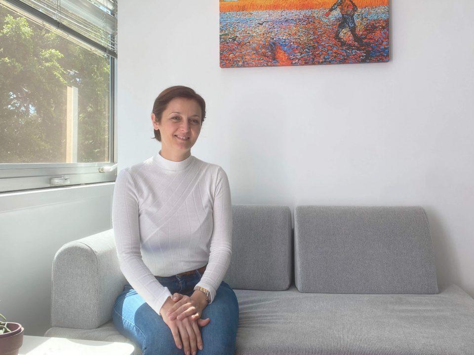 Historias del Equipo Innovaris Guacimara Hernández, gestión de proyectos y compromiso para impulsar el desarrollo local