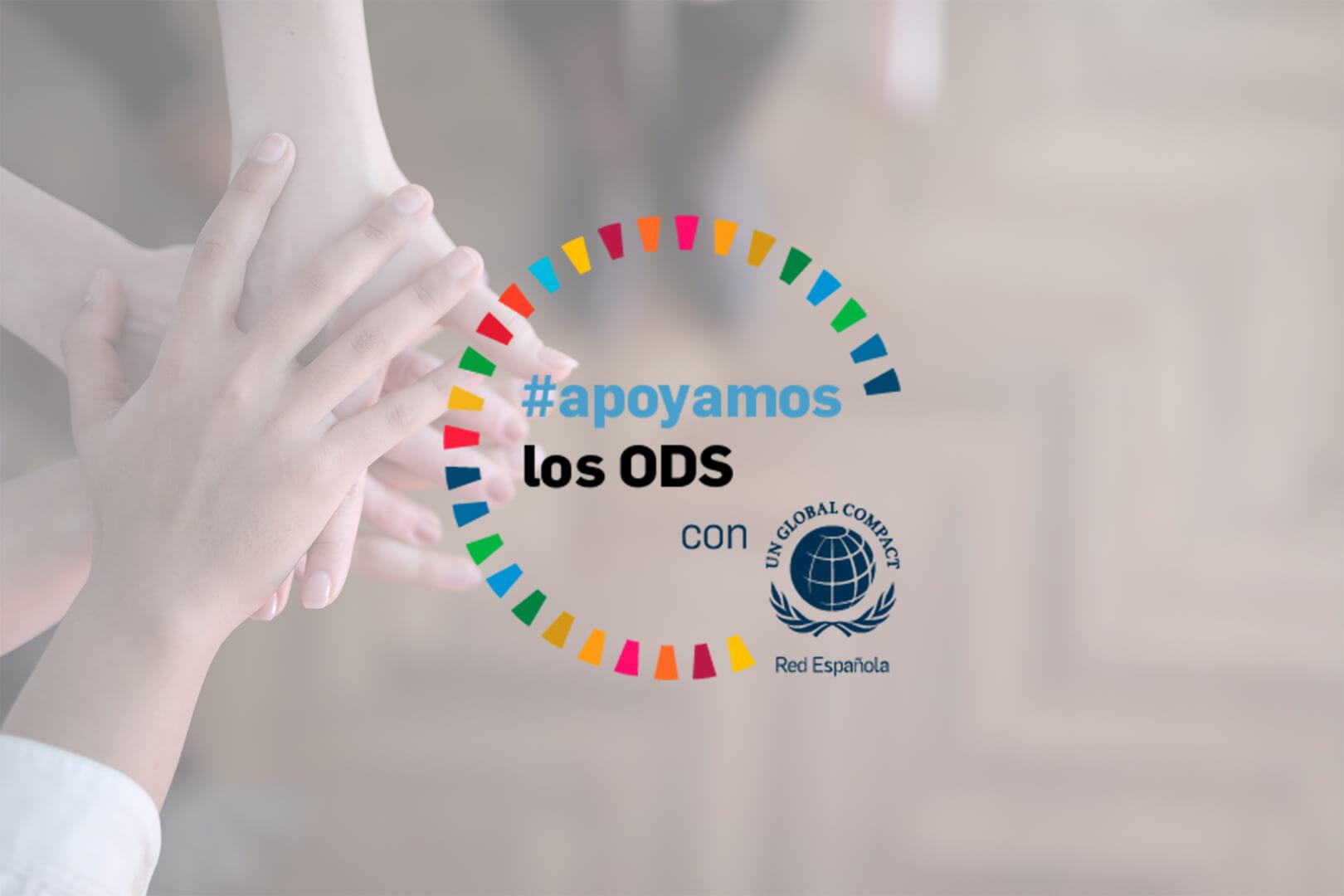 Campaña apoyamos los ods Grupo Innovaris 2021 3x2